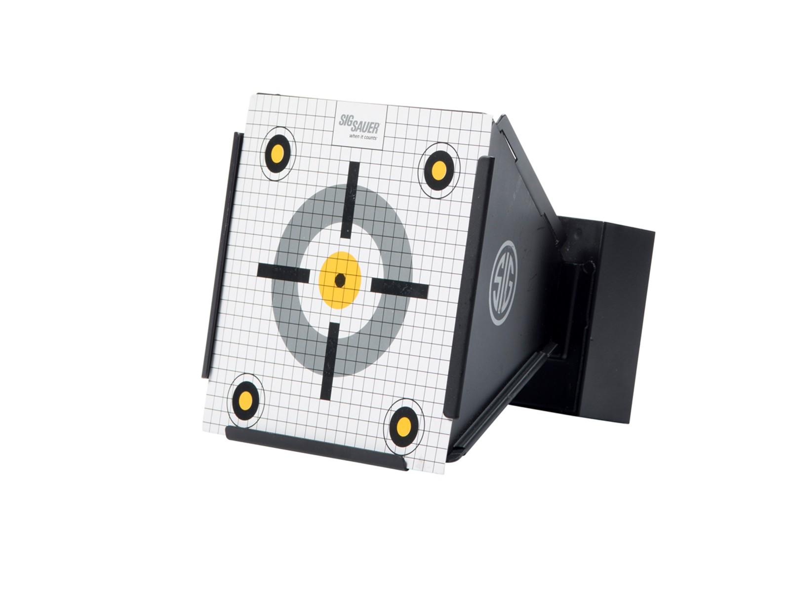 Sig Sauer Pellet Trap Includes 15 Paper Targets