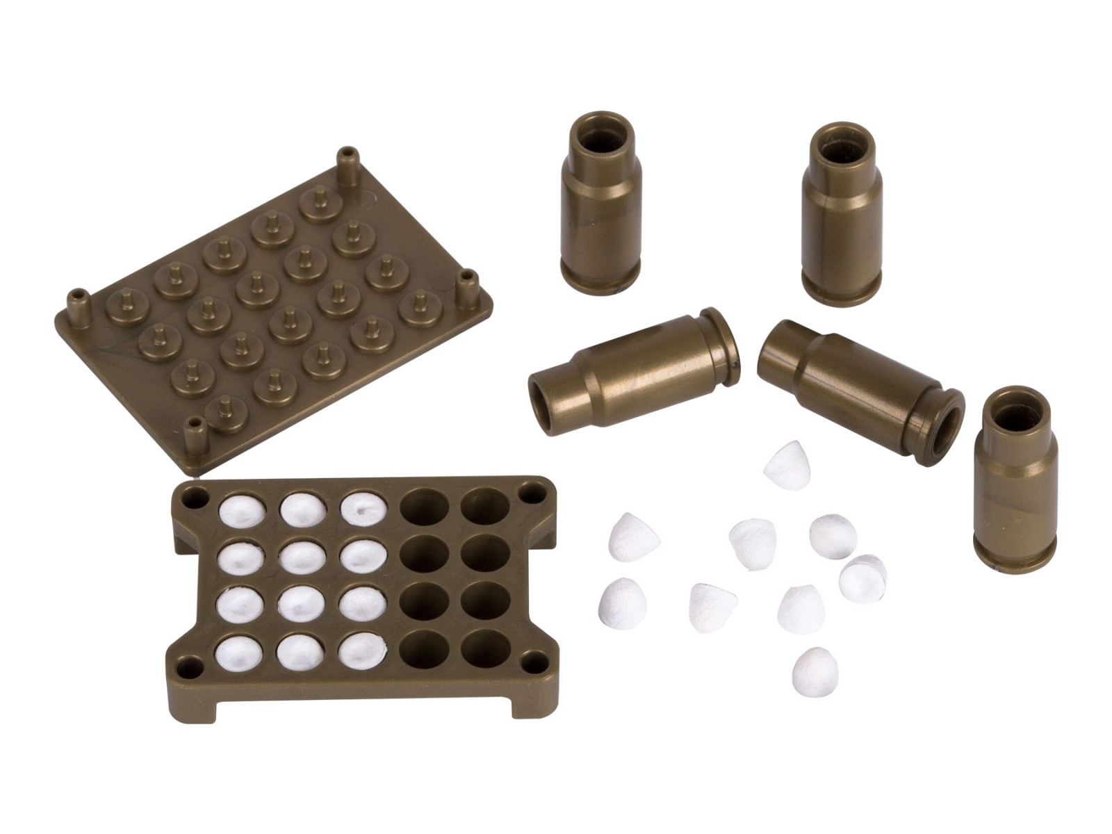 Paper Shooters Shells