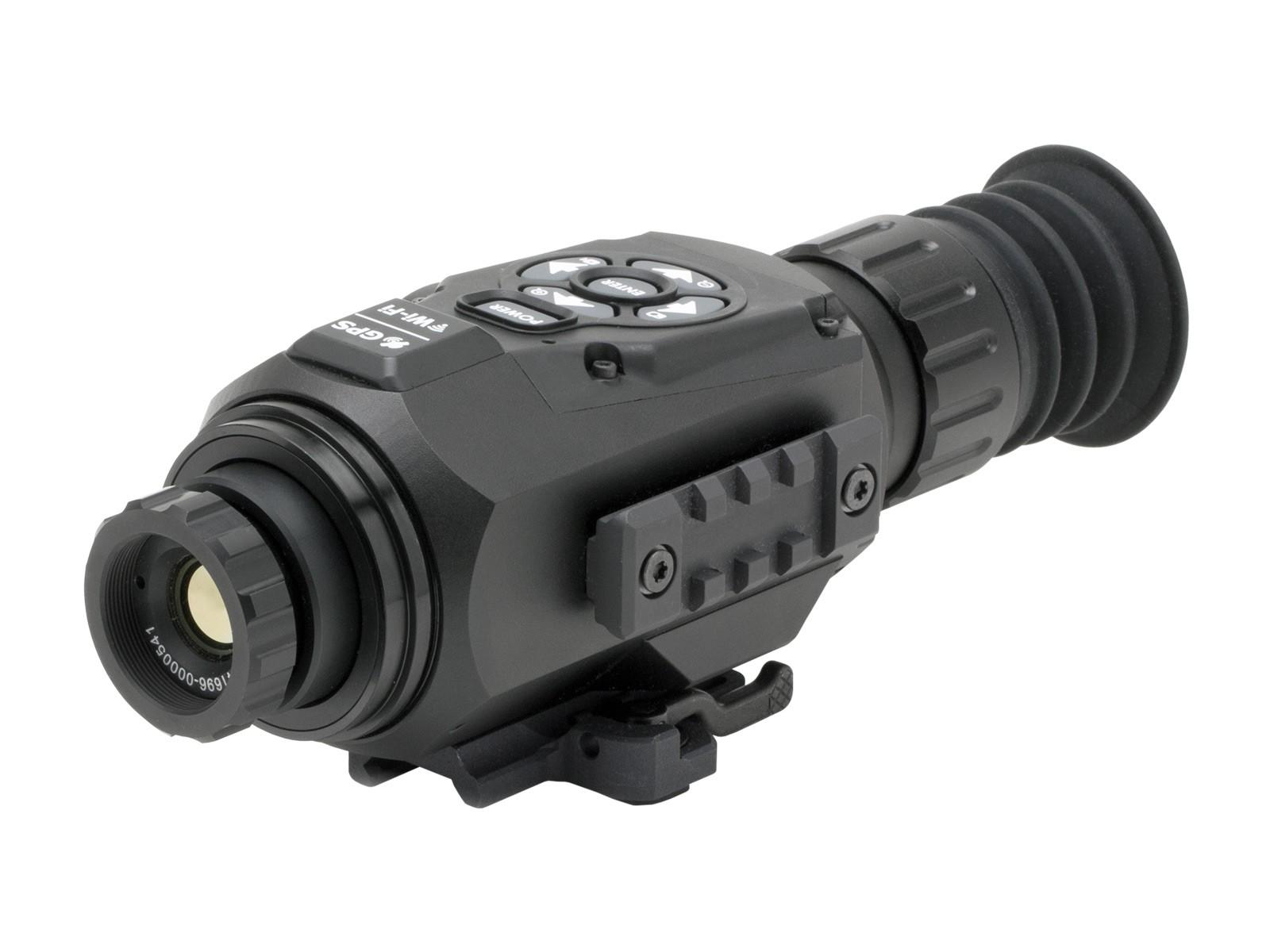 ATN Thor-HD384 1 25-5x Thermal Rifle Scope