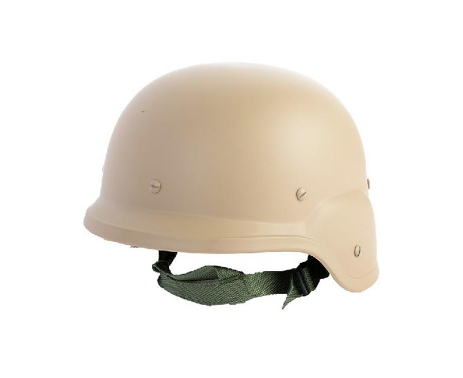 Replica M9 Plastic Helmet, Tan