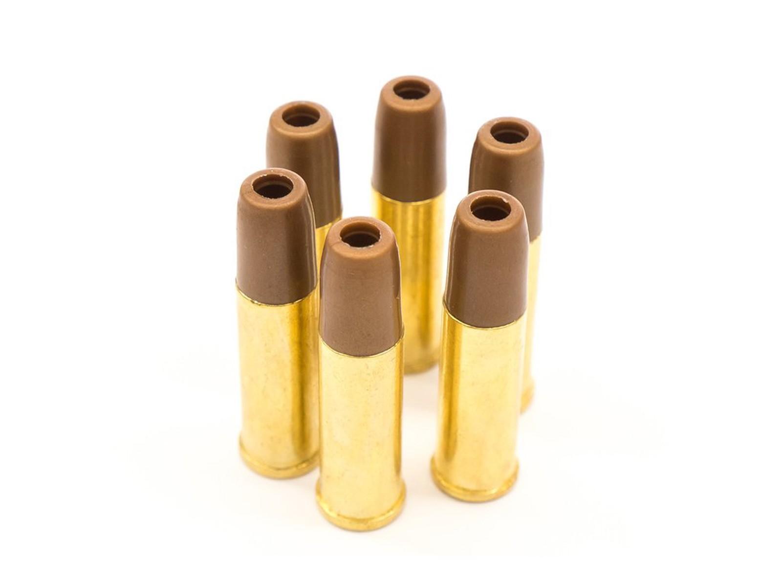 Black Ops Exterminator BB Revolver Shells, .177 cal, 6ct