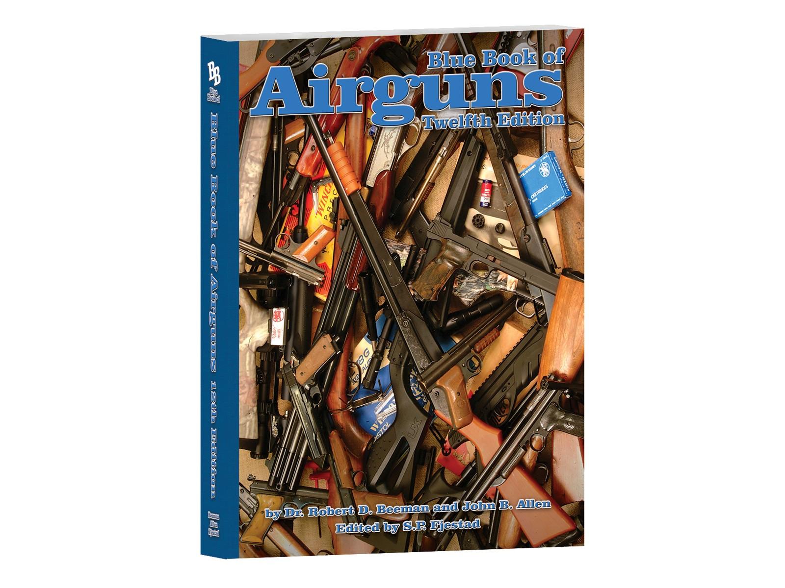 Blue Book of Airguns, 12th Edition