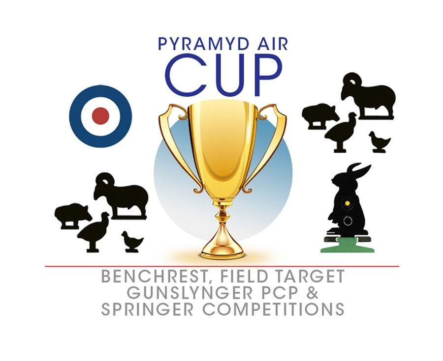 Benchrest, Field Target.