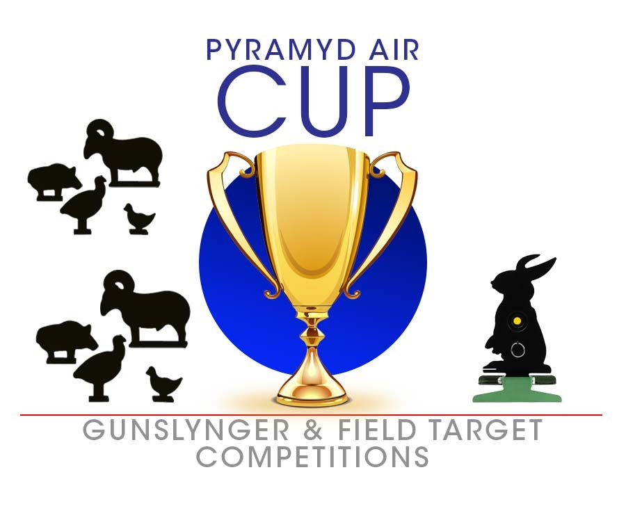 PA Cup FT Competition & 2 Gunslynger Competitions
