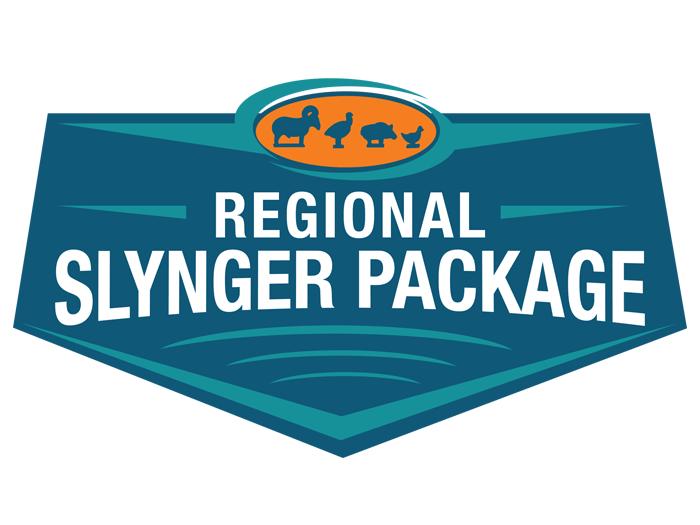 Regional Slynger Package