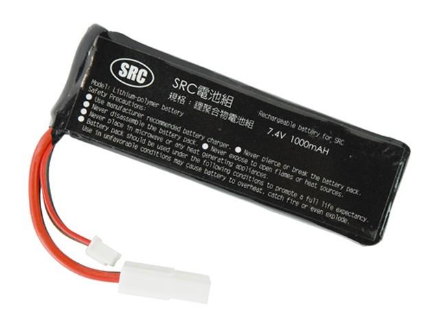 SRC 7.4V 1000.