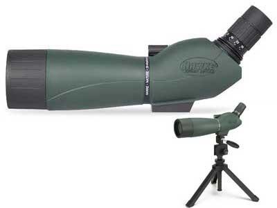 Refurbished Hawke Sport Optics Vantage 24-72x70mm Angled Spotting Scope & Tripod