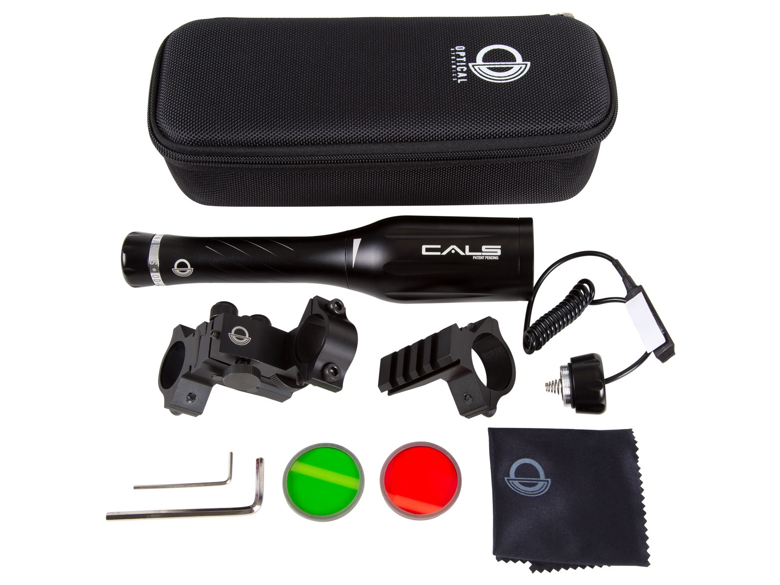 Optical Dynamics 40mm Illuminator Kit