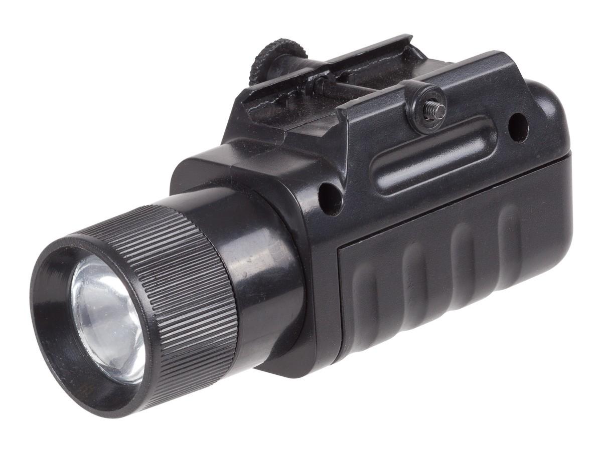 TSD Tactical Flashlight, Weaver