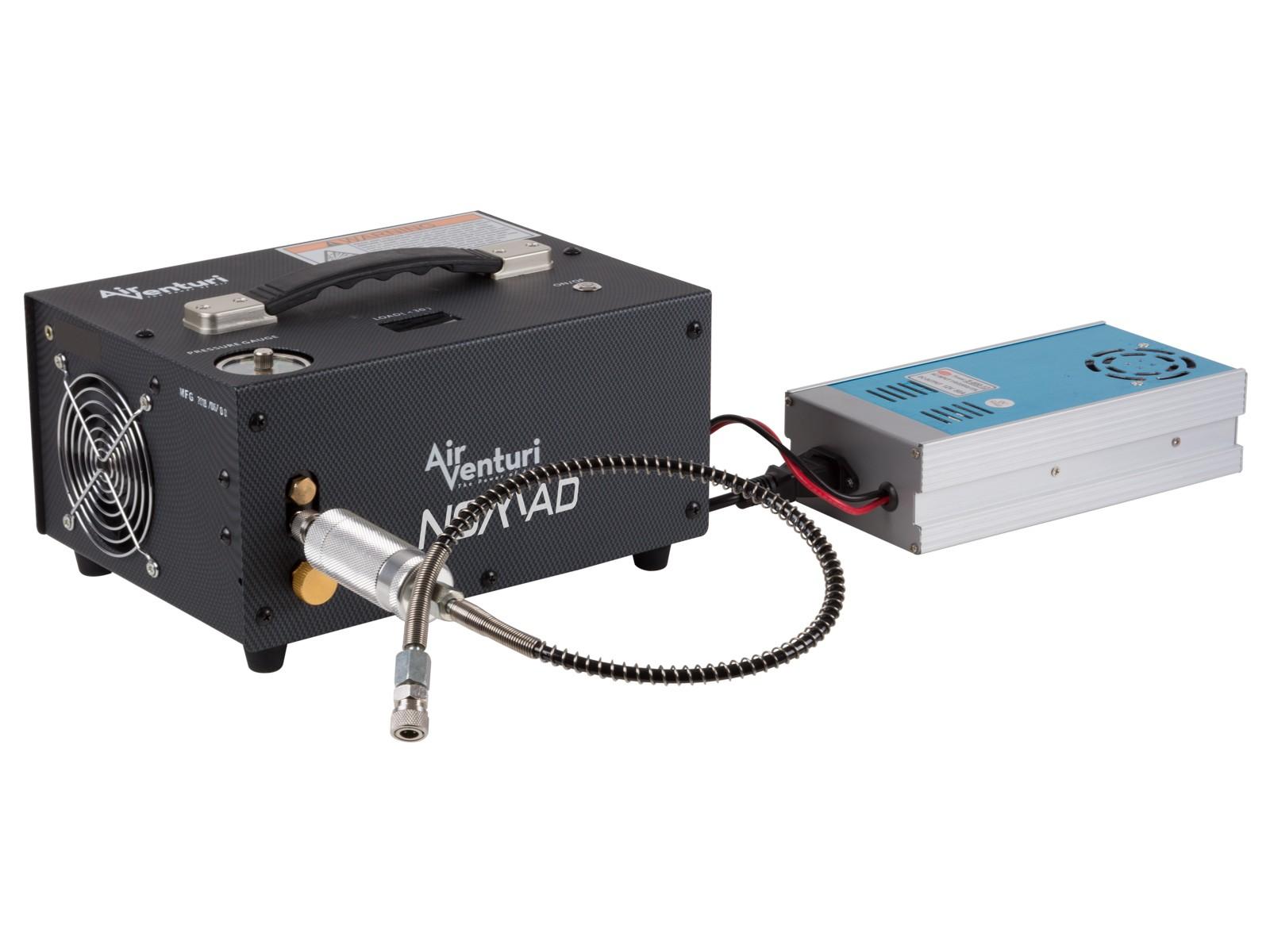 Air Venturi Nomad 4500 Psi Portable Compressor Compressors