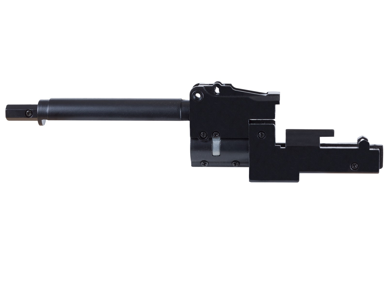 SRC SAK-31, Rear.
