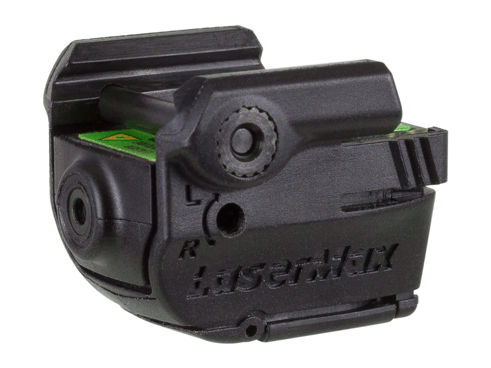 LaserMax Green Micro.