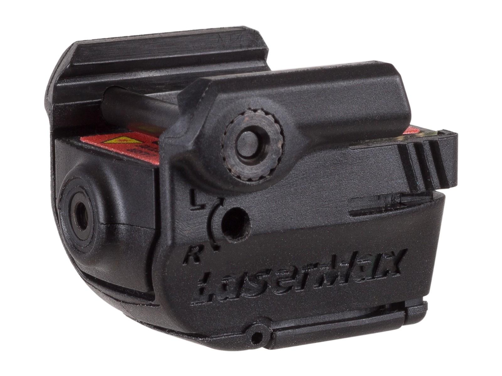 LaserMax Red Micro