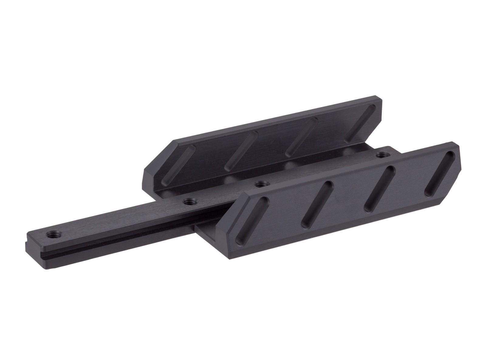Kraford and Lypt Zero Tilt Plate, Black