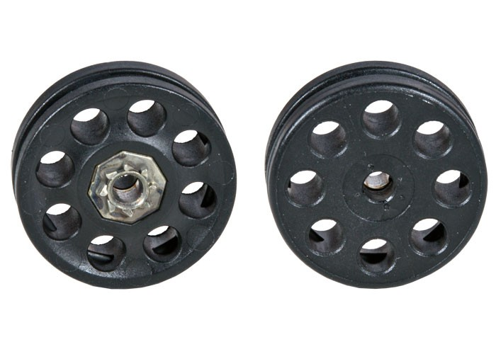Hammerli .177 Cal Rotary Clip, Fits 850 AirMagnum, 1250 Dominator, & Walther Rotek, 2pk