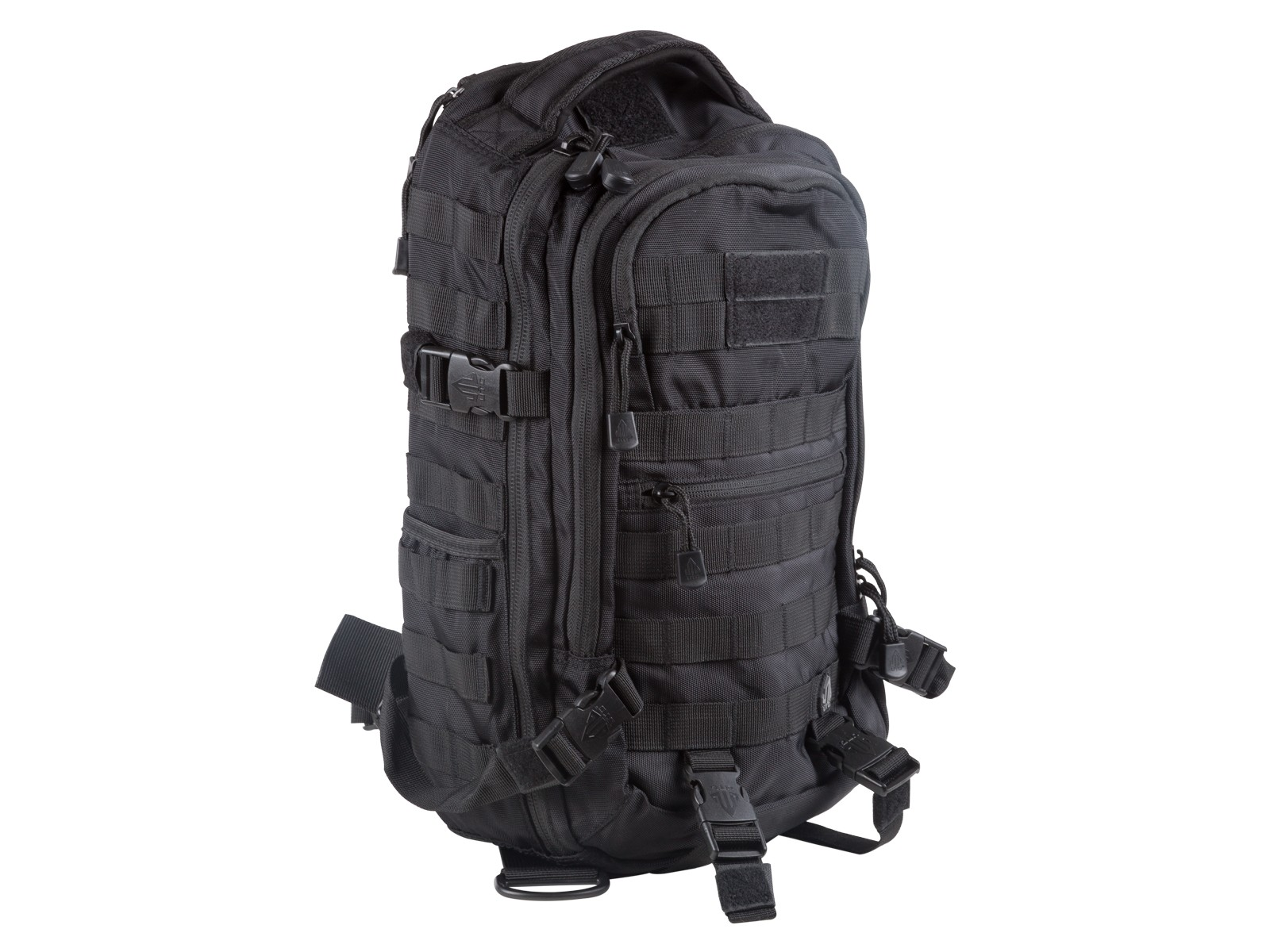 UTG Ambi 24/7 Crossbody Shoulder Sling Pack, Black