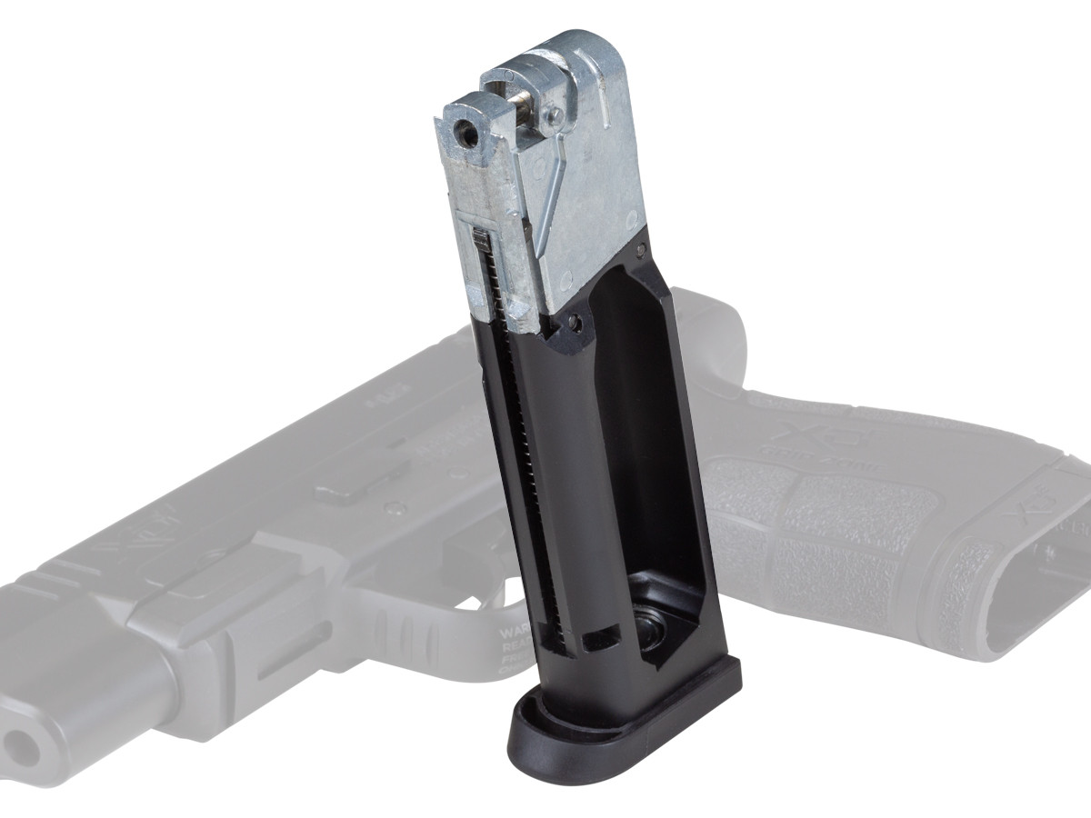 Springfield Armory XDE .177 cal. CO2 BB Magazine, 18 rounds