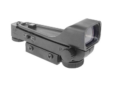 "UTG Quick Aim Electronic Dot Sight, 3/8"", 11mm, Weaver & Pictanny Mount"