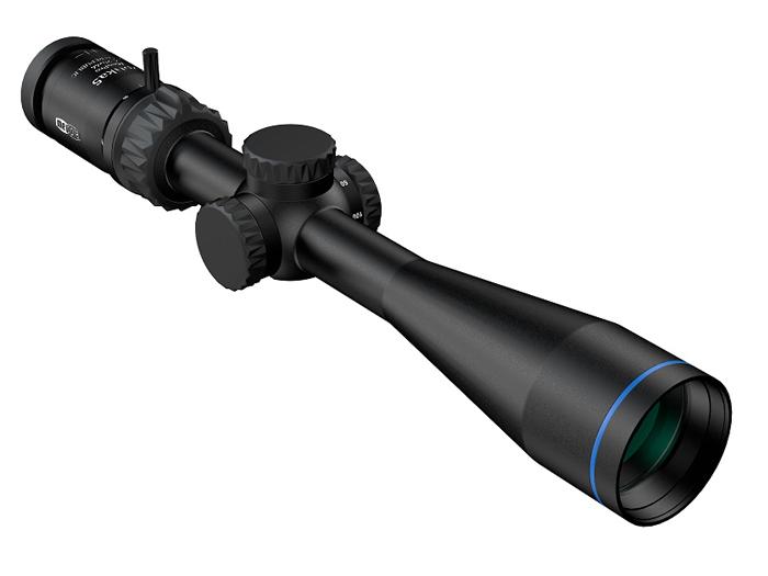 """Meopta Optika5 4-20x44 SFP Rifle Scope, Z-Plus, 1"""" Tube"""