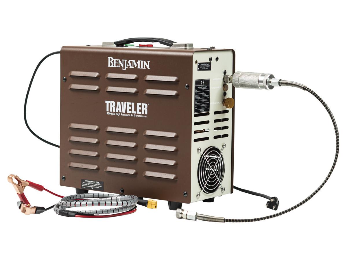 Benjamin Traveler Gen 2 4500 PSI Portable Compressor