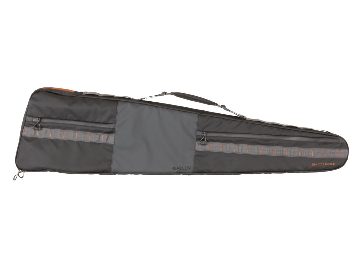 """Allen Company Reservoir Soft Rifle Case w/ WaterShield, 50"""", Gray"""