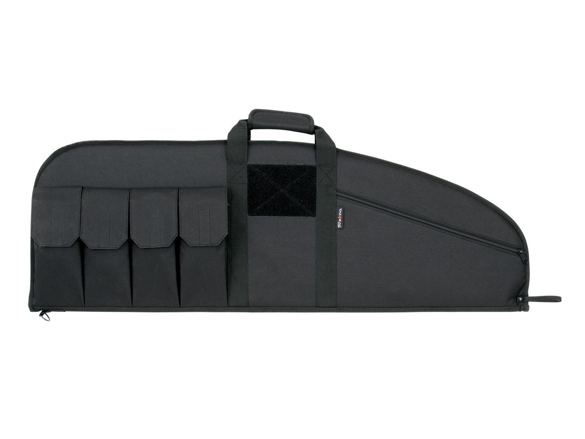 "Combat Tactical Rifle Case 37"", Black"