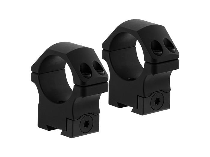 UTG PRO US Made 30mm Rings, Medium, POI Dovetail