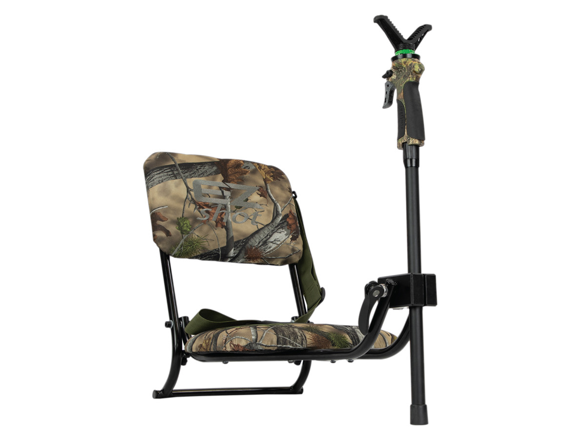 FX E-Z Shot Shooting Chair w/ Shooting Stick