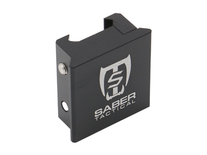 Saber Tactical Universal Picatinny to Arca-Swiss Short Adapter