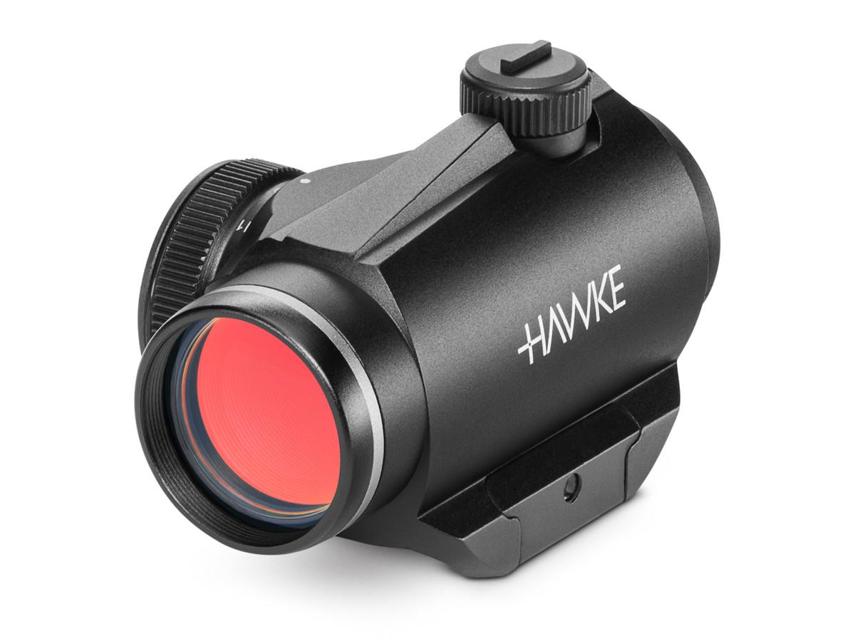 Hawke Vantage Red Dot 1x20 Digital Sight, Weaver