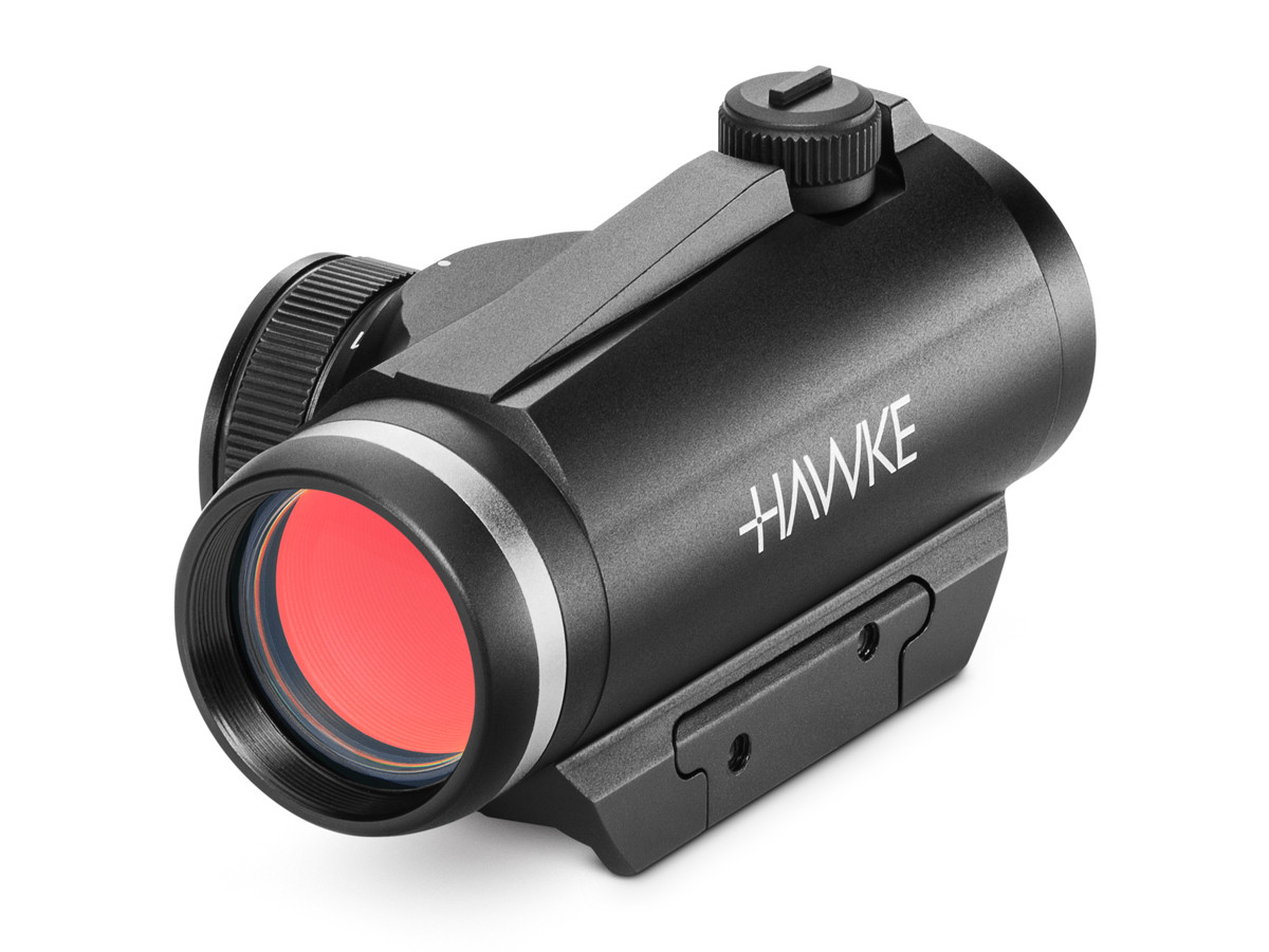 Hawke Vantage Red Dot 1x25 Digital Sight, Weaver