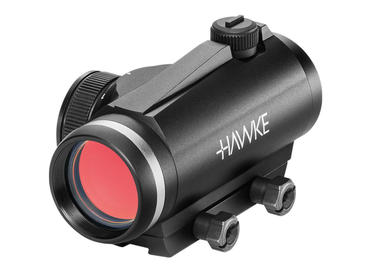 Hawke Vantage Red Dot 1x25 Digital Sight, 9-11mm Dovetail