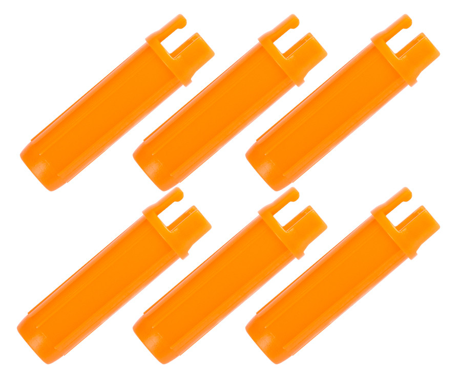 """TenPoint Alpha-Nock Receiver, .305"""" ID - 6 Pack"""