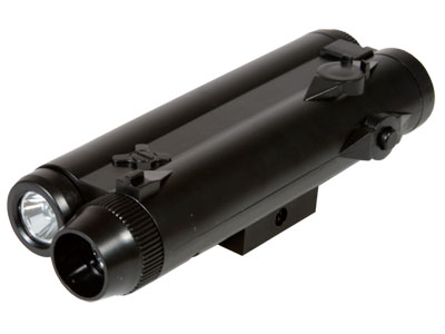 Swiss Arms Flashlight With Weaver Mount