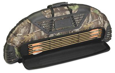 Plano Compound Bow Case Soft Hard Case Hard Ext Arrow