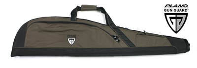 "Plano 48"" Soft Case with Gun Guard, Buff/Brown"