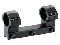 "Leapers Accushot 1-Pc Mount w/1"" Rings, High, 11mm Dovetail"