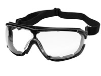 Image of Radians Dagger Goggles, Clear, Anti-Fog