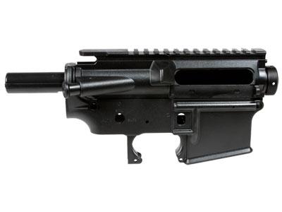 SRC SM4-28 Plastic Receiver, Fits M4/M16 Series Airsoft Rifles