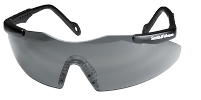 Smith & Wesson Magnum Series Smoke Lens Safety Glasses