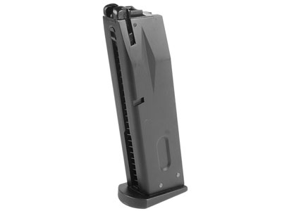 SOCOM Gear M9 Green Gas Pistol 24 rd Magazine