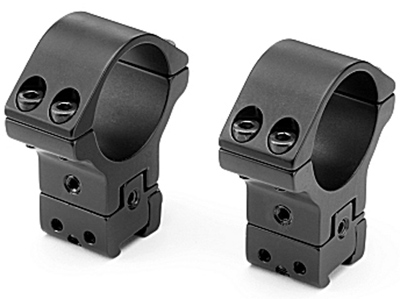 """Sports Match 1"""" Rings, High, Adjustable, 9.5-11mm Dovetail"""