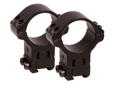 Sportsmatch Uk Ltd Sportsmatch 30mm Rings Fully Adjustable High 11mm Dovetail 30mm Rings