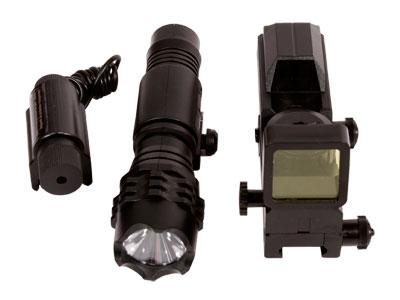 Swiss Arms Optics.