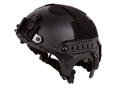 King Tactical Black Tactical Helmet