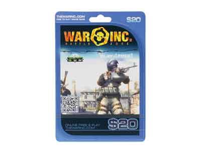 The War Inc..