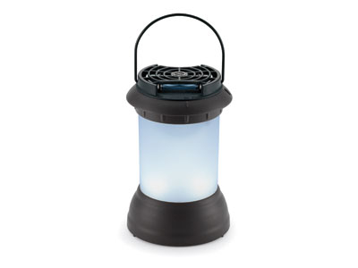 ThermaCELL Mosquito Repellent Patio Lantern, Dark Bronze