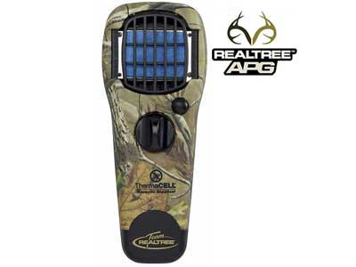 ThermaCELL Realtree Camo Mosquito Repellent Appliance, 225 sq ft Protection Zone