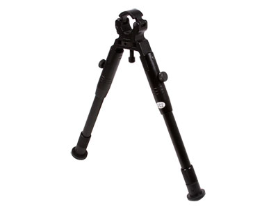 UTG Dragon Claw Clamp-On Bipod, Tactical/Sniper Profile, Adjustable Height