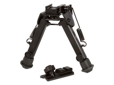 "UTG Tactical Super Duty Full Metal Bipod, Quick Detach Lever Lock, Center Height: 6.0""- 8.5"" Leg Length: 5.5""-8.0"""
